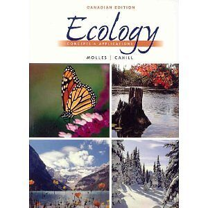 Ecology, Molles and Cahill, Canadian Edition