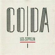 LED Zeppelin Coda CD