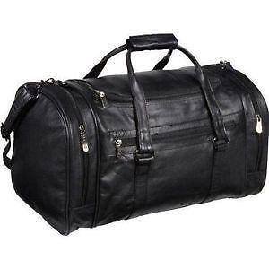 Leather Travel Bag | eBay