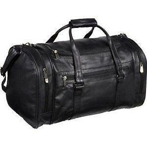 35958e8dc08cb Leather Travel Bags