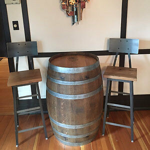 Wine & Whiskey Barrels