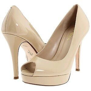 NEW IN BOX - SIZE 7.5 COLE HAAN with NIKE Nude Mariela Pump