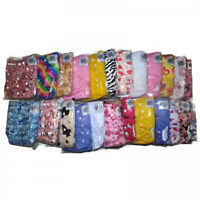 One Size Cloth Pocket Diapers with Inserts - Brand New!!