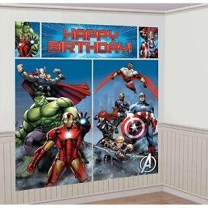 The Avengers Huge Party Scene Setter