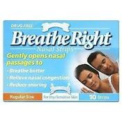 Breathe Right Clear