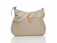 Storksak Nina Antalya Aubergine Baby Changing Bag