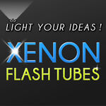 Xenon Flash Tubes