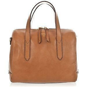 Fossil Brown Handbag