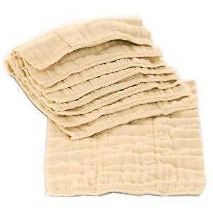Prefold Cloth Diapers Ebay