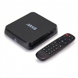 M8s Android TV BOX M8N /Android 4.4/ 2GB DDR3/ 8GB Storage