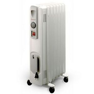 Honeywell Portable Oil-Filled Electric Radiator Heater
