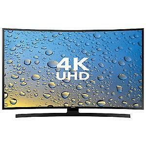SAMSUNG 49INCH 4K CURVED SMART LED TV'S 2016 MODELS ----- NO TAX DEAL