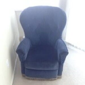 Hewson Bates original chair from Harrods store in England