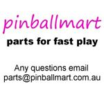 pinball parts au