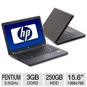 ★ LIQUIDATION Laptop HP G56 Intel 2.2Ghz-3G-250G-DVD RW-Wifi ★
