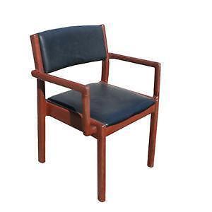 Antique Oak Desk Chairs