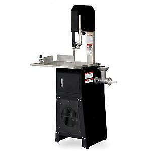 BRAND NEW MEAT SAW WITH GRINDER