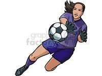 Female Goalkeeper