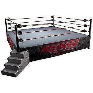 Wwe Toy Rings For Sale