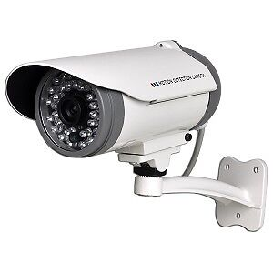 OutDoor Security Surveillance Camera With Built in Micro SD DVR