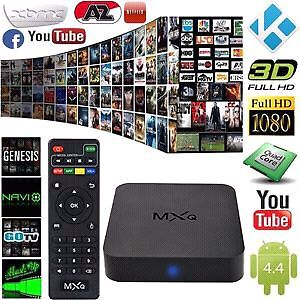 Android TV Box. Brand New.  Watch all you can for free!
