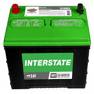 New Interstate Battery for Sale