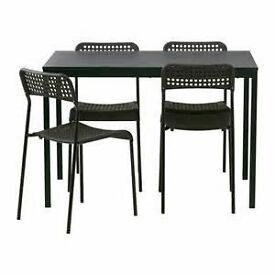 ikea dining table and chairs £40