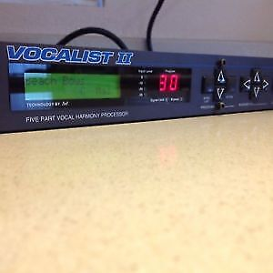 VOCALIST II ***Price Reduced to $100*** was $150