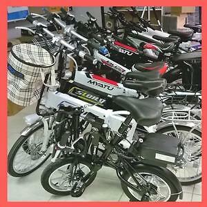 """Weekly Big  Promotion!!!   High-end eBike, 14"""", 20"""", 24"""",  26"""" Folding/City/Mountain eBike starting from $1099"""