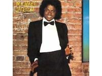 MICHAEL JACKSON - OFF THE WALL - VINYL LP - 1979