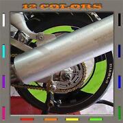 Honda Wheel Sticker