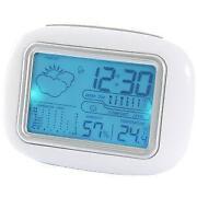 Battery Digital Clock