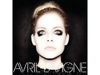 Avril Lavigne Items Wanted