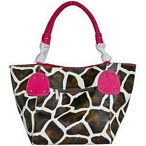 Coach Animal Print Purse