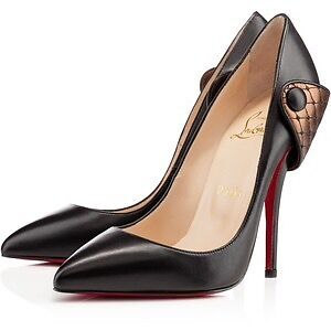 Gently worn Christian Louboutin SHOES