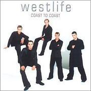 Westlife Coast to Coast CD