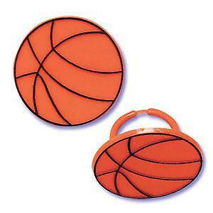 Basketball Cake Decorations | eBay