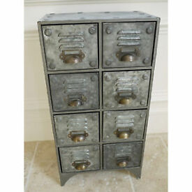 wanted old style steel drawers