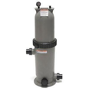Jandy cs 250 cartridge filter unit