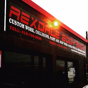 Rexdale Body Shop