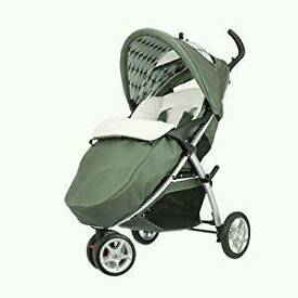 obaby edge pushchair