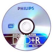 Philips DVD R DL