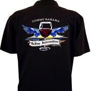 Tommy Bahama Silk Shirt XL