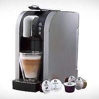 Verismo single cup coffee machine  New in box