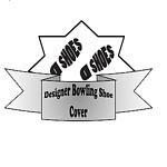 Designer Bowling Shoe Covers