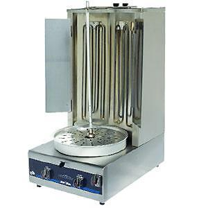 BRAND NEW DONAIR - SHAWARMA - GYRO MACHINE - ELECTRIC - FREE SHIPPING