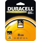 Duracell SDHC Memory Card