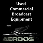 Used Commercial Broadcast Equipment