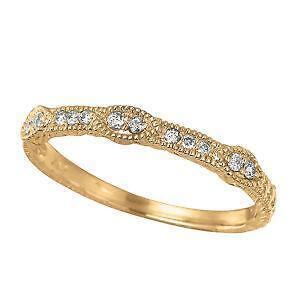 Yellow Gold Wedding Band eBay