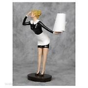 Maid Statue